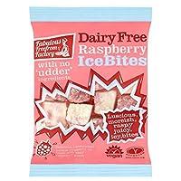 Fabulous Free From Factory Dairy Free Raspberry Ice Bites 75g - (Free From Factory) 素晴らしい乳製品無料ラズベリーのアイス刺されの75グラム [並行輸入品]