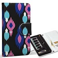 スマコレ ploom TECH プルームテック 専用 レザーケース 手帳型 タバコ ケース カバー 合皮 ケース カバー 収納 プルームケース デザイン 革 模様 綺麗 かっこいい 011862