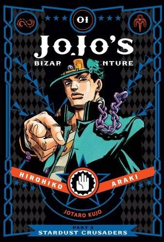 JoJo's Bizarre Adventure: Part 3--Stardust Crusaders, Vol. 1 (JoJo's Bizarre Adventure)