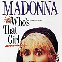 Who's That Girl / White Heat