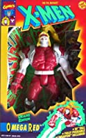 """X-Men Omega Red 10"""" Deluxe Edition Action Figure Toy Biz"""