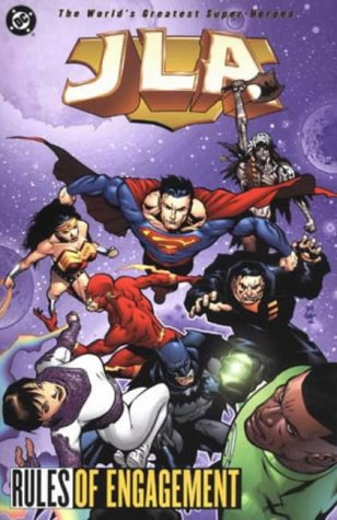 Download JLA: Rules of Engagement (JLA S.) 1840238232