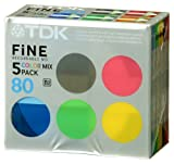 TDK FINE 80分 MD-FN80MAX5A