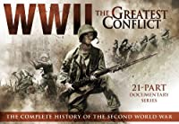 Ww2: Greatest Conflict-21 Part Documentary Ser [DVD] [Import]