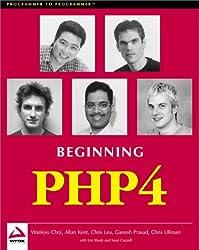 Beginning Php 4 (Programmer to Programmer)