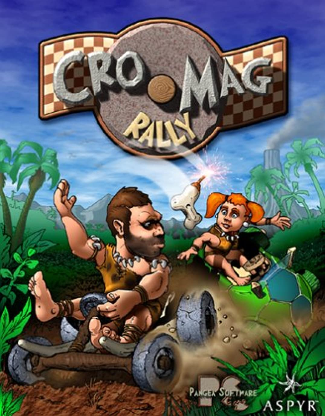 息を切らしてモンキー祖父母を訪問CroMag Rally (輸入版)