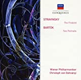 Stravinsky: Firebird / Bartok: Two Portraits