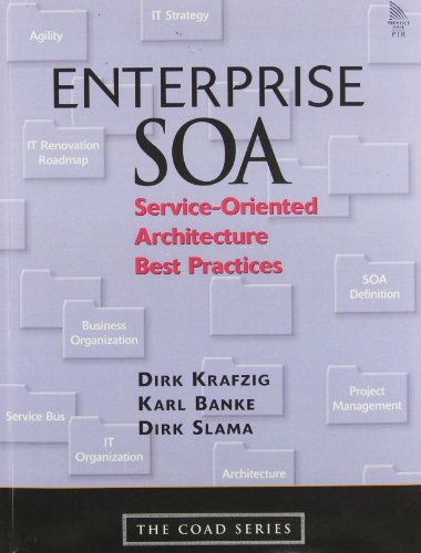 Enterprise SOA: Service-Oriented Architecture Best Practices (The Coad Series)