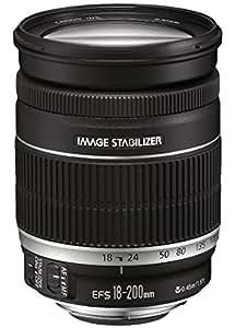 Canon 望遠ズームレンズ EF-S18-200mm F3.5-5.6 IS APS-C対応