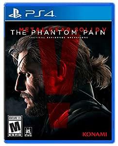Metal Gear Solid V The Phantom Pain (輸入版: 北米)