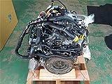 ルノー 純正 ルーテシア 《 RM5M 》 エンジン P60900-16003254