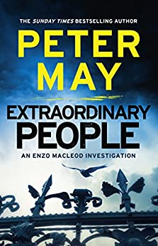 Extraordinary People: A stunning cold-case mystery from the #1 bestseller (Enzo 1) (The Enzo Files) by [May, Peter]