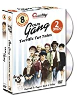 Our Gang: Terrific Tot Tales [DVD]