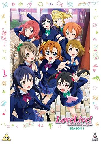 ラブライブ! School Idol Project コンプリート DVD-BOX (全13話) μ's アニメ [DVD] [Import] [PAL, 再生環境をご確認ください]