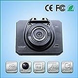 超広角170°レンズ・60fps対応・FHD1080・防犯にも使えるエコ録画モード付きドライブレコーダー