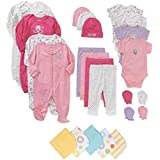 Garanimals Newborn Boy 21-pc Layette Set (0-3 Months) by Garanimals [並行輸入品]