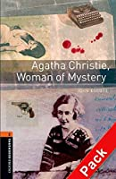 Oxford Bookworms Library: Level 2:: Agatha Christie, Woman of Mystery audio CD pack (Oxford Bookworms ELT) by John Escott(2007-12-20)