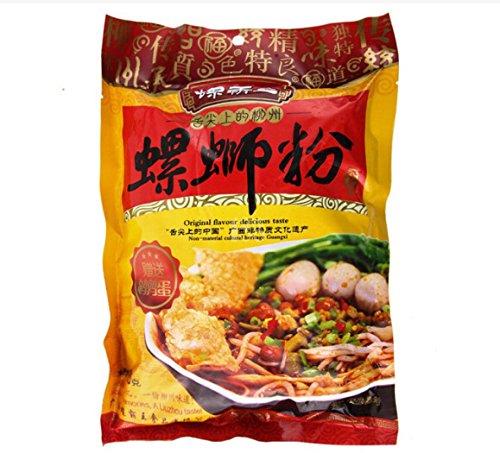 新商品螺霸王螺螄粉 螺蛳粉米粉 280g中華物産 中華食品