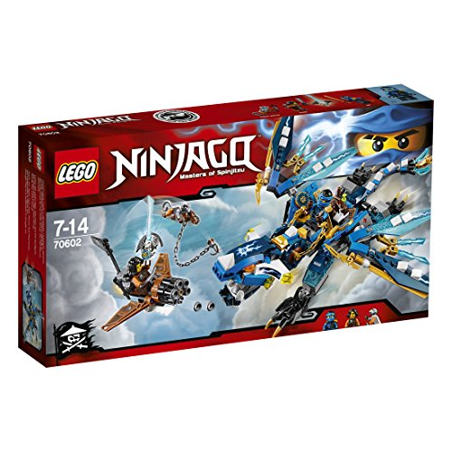 レゴ LEGO  ニンジャゴー ジェイのエレメント・ドラゴン 70602