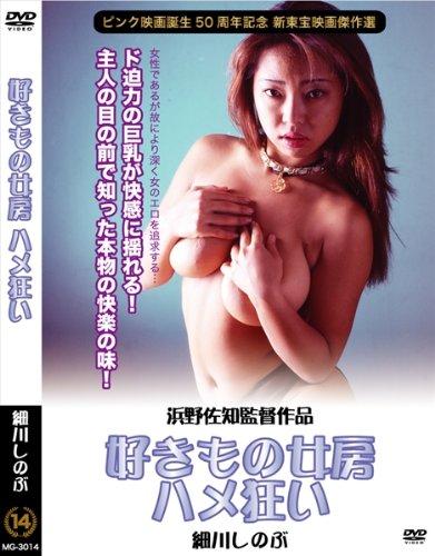 好きもの女房 ハメ狂い [DVD]