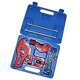 SONONIA フレアリング ツール キット  スプリングとパイプカッター チューブ ベンダー PVC 銅管カッター