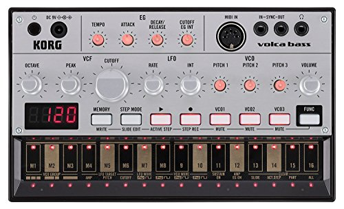 KORG アナログベースシンセサイザー volca bass ヴォルカベース