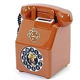 koozimo電話形状貯金箱コインお金ボックスポット装飾子供ギフトコーヒー