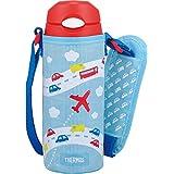 日亚: 膳魔师(THERMOS) FHL-400F 儿童保温吸管杯 400ml ¥125