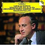 ベートーヴェン: ピアノ・ソナタ 第17番(テンペスト)・第21番(ワルトシュタイン)・第25番・第26番(告別)(SHM-CD)