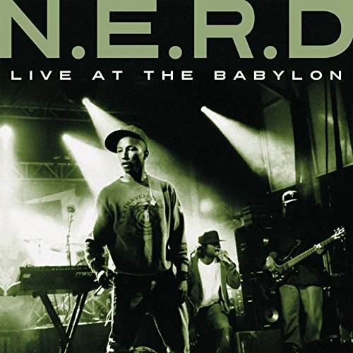[画像:Live at Babylon [12 inch Analog]]