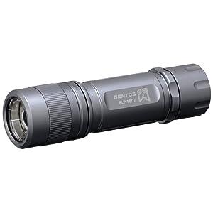 GENTOS(ジェントス) LED懐中電灯 閃シリーズ ANSI規格準拠 アウトドア 作業灯 LEDフラッシュライト ハンディライト
