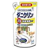 ダニクリン 防ダニ対策スプレー 消臭・除菌タイプ 持続効果約1ヶ月 詰替用 230ml