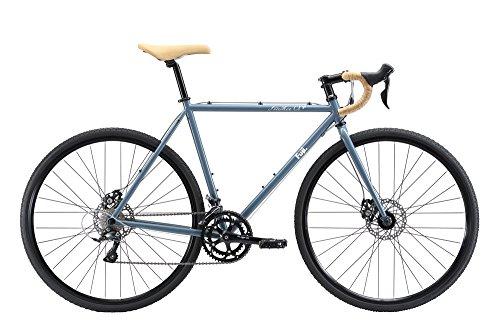 FUJI(フジ) FEATHER CX+ 49cm 2x9speed BLUE GRAY ロードバイク 2018年モデル 18FEACGY BLUE GRAY 49cm