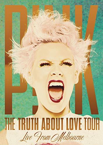 [画像:Truth About Love Tour: Live from Melbourne [DVD]]