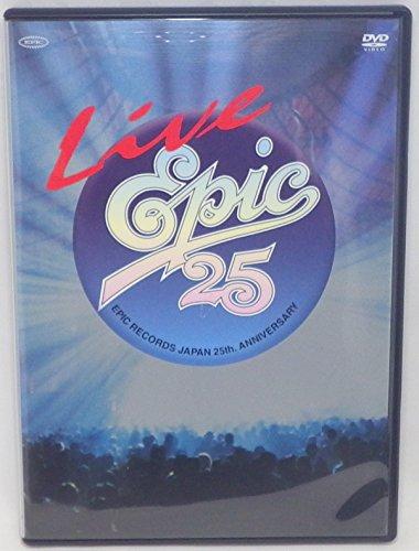 LIVE EPIC25 [DVD]