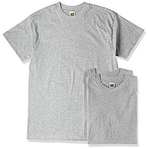 (グンゼ)GUNZE G.T. HAWKINS T-SHIRT Tシャツ3枚組 天竺 HK15133 グレー杢 LL HK15133
