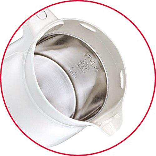 ティファール 電気ケトル ノヴェア ホワイト 0.5L KO324171