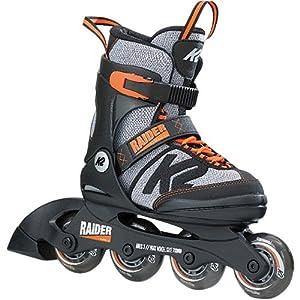 [ケーツー] ジュニア インラインスケート RAIDER レイダー I170200101