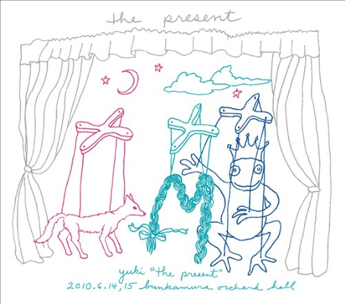 "YUKI""The Present""2010.6.14,15 Bunkamura Orchard Hall(初回生産限定盤)(DVD付)"