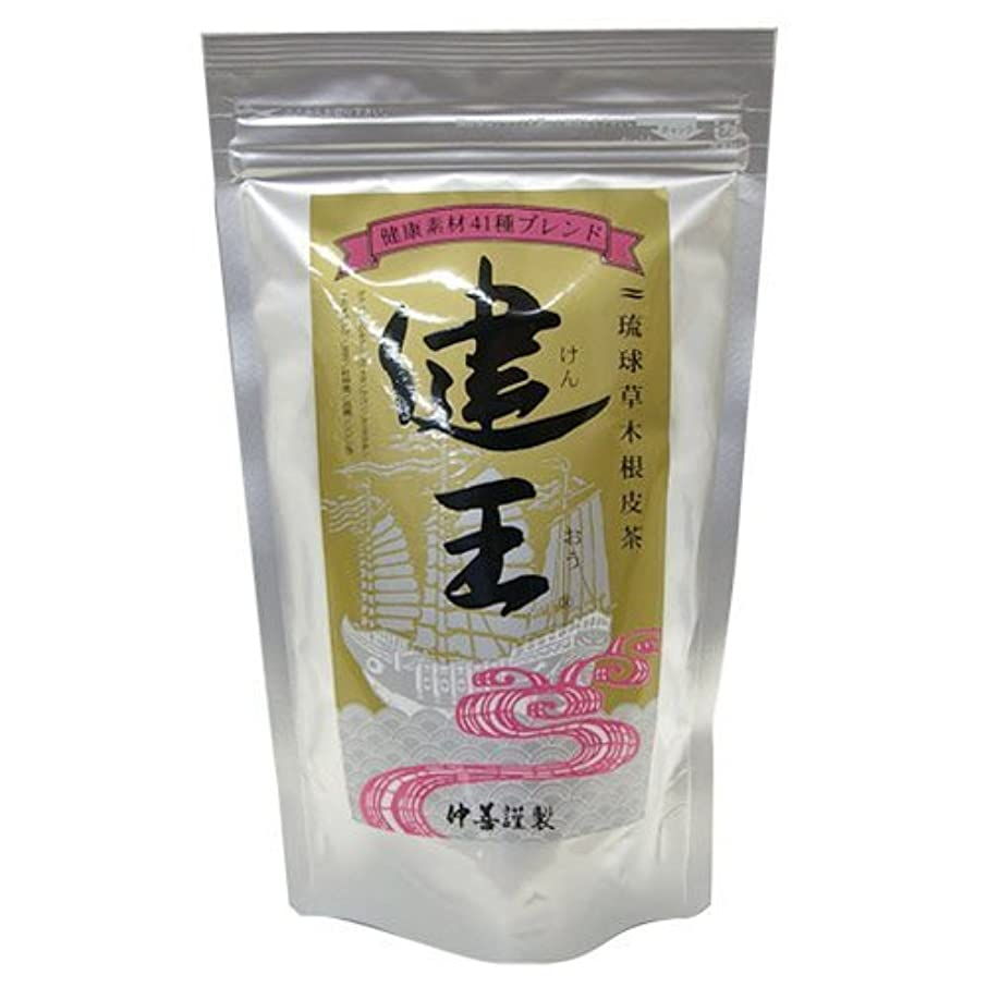 ラグ新鮮なレクリエーション琉球草木根皮茶 健王 ティーバッグ 2g×30包