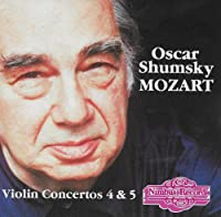 Mozart:Violin Ctos. 4 & 5