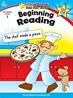 Beginning Reading, Grade 1: Gold Star Edition (Home Workbooks)