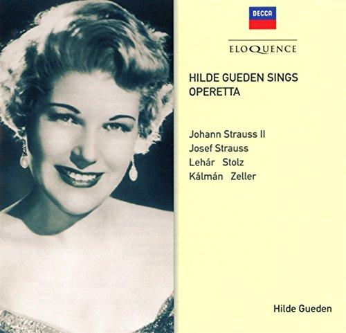 ヒルデ・ギューデンが歌う 《こうもり》 からのアリア YouTube動画公開