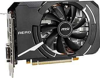 MSI GeForce GTX 1660 Ti AERO ITX 6G OC グラフィックスカード [国内正規流通品]