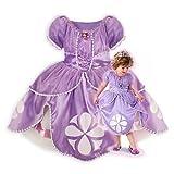 新作 ディズニープリンセス Disney Princess Sofia the First 2013 子供 キッズ コスチューム 衣装 小さなプリンセス ソフィア Mサイズ 120 130 6-8歳