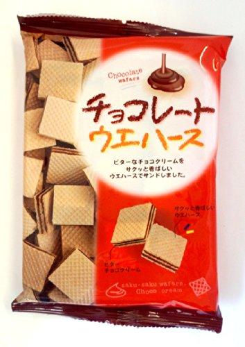 三浦製菓 チョコレートウエハース 30枚×12袋