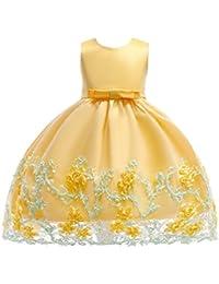 b619778dec605 子供ドレス ワンピース 女の子 子供服 ベビードレス バレンタインデー レ キッズドレス レース チュール かわいい 女の子 ノースリーブ フォーマル ワンピース 入園式…