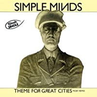 Theme for Great Cities (Moby Remix) (Rsd 2012) [12 inch Analog]