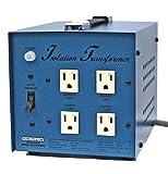 プロケーブル アイソレーション電源トランス 600W 青
