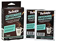 Mr. Coffee Coffeemaker Cleaner for All Automatic Drip Coffeemakers, 2-Ounce Box (Pack of 9) by Mr. Coffee